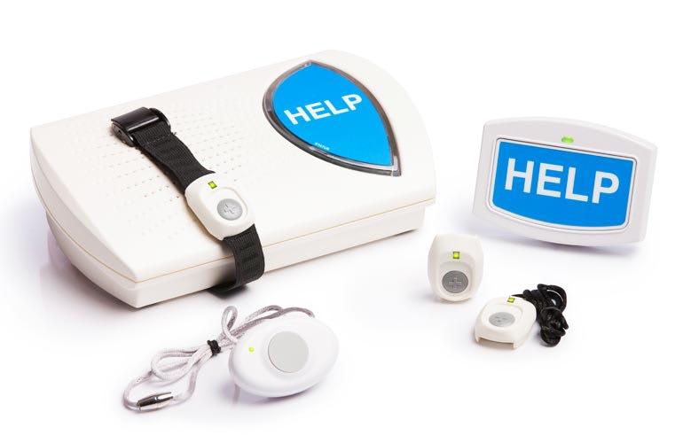 Rescue Alert medical alert system.