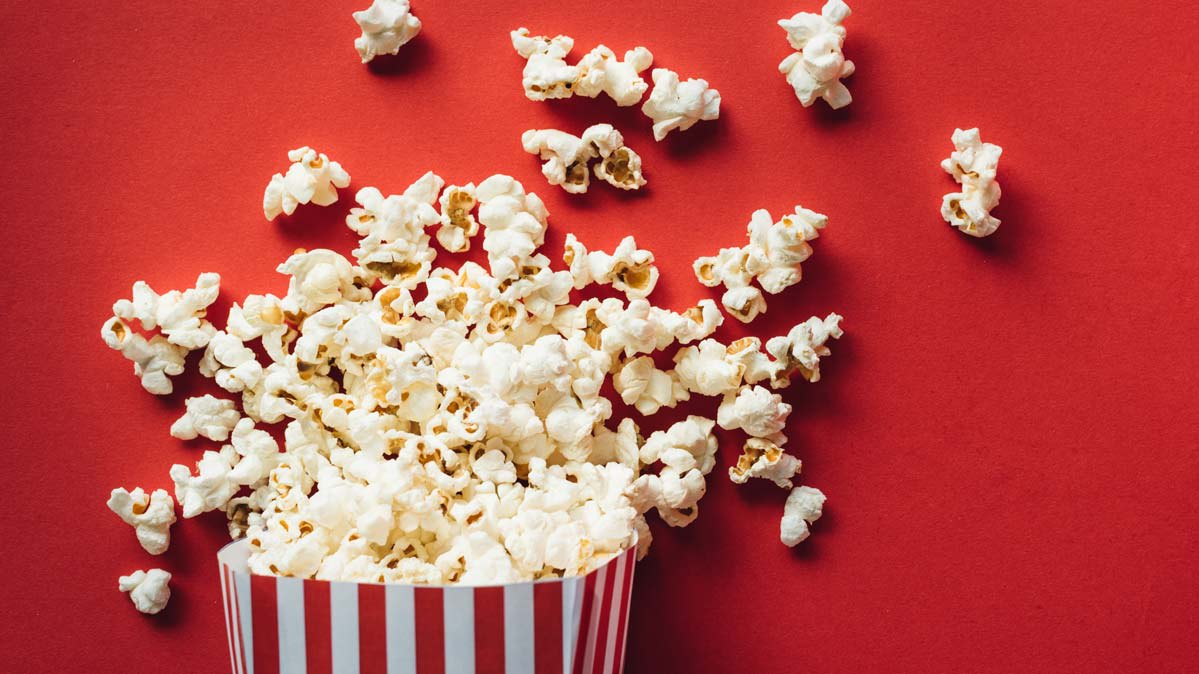 Chain movie theaters will start having to post calorie counts on popcorn and other concessions.
