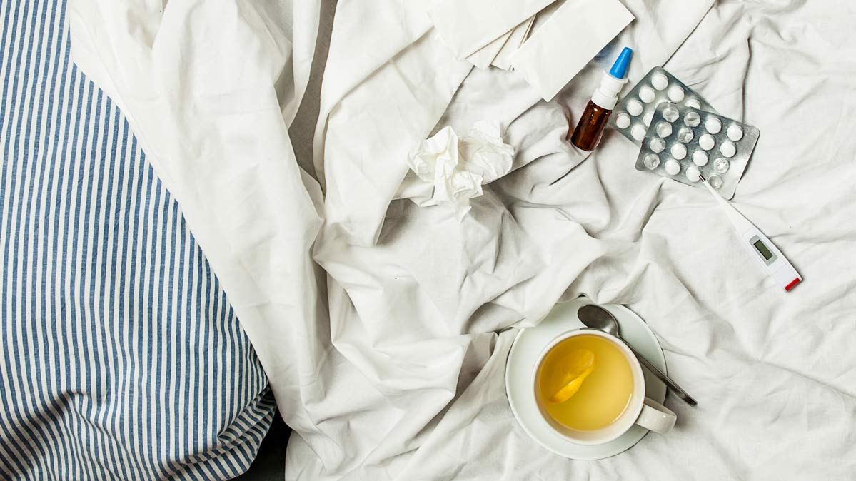 How to Prevent Colds and Flu in Older Adults