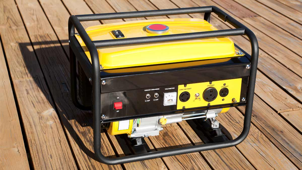 One of the best portable generators from Consumer Reports' testing