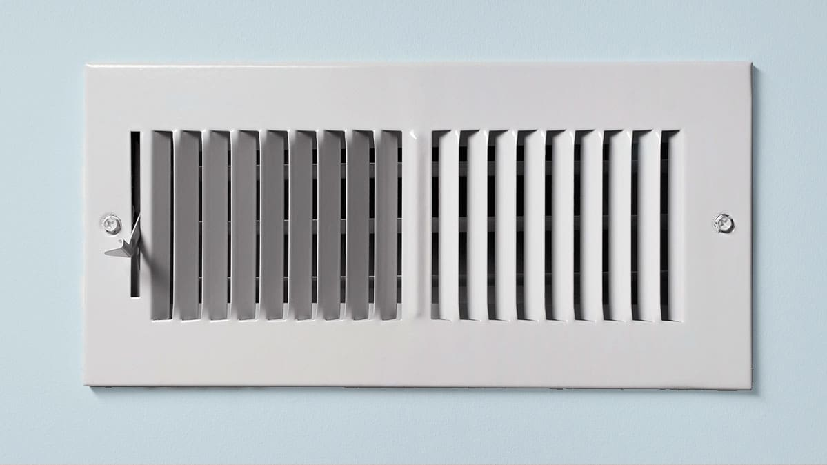 An AC register.