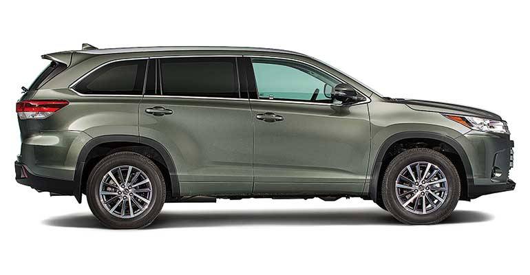 2018 Top Pick Toyota Highlander