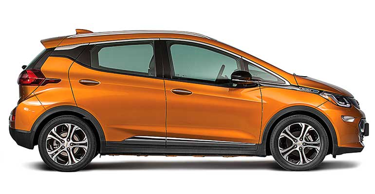 2018 Top Pick Chevrolet Bolt