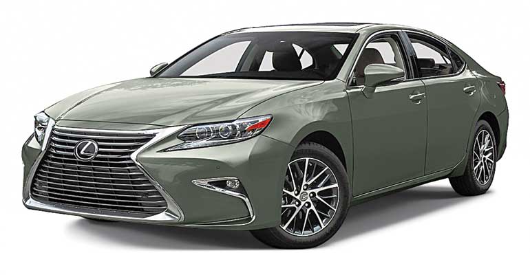 Scary Good New-Cars Deals on 2018 Lexus ES