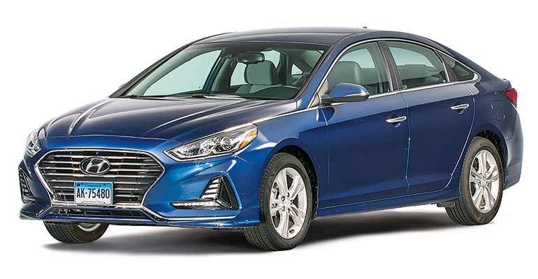 Scary Good New-Cars Deals on 2018 Hyundai Sonata