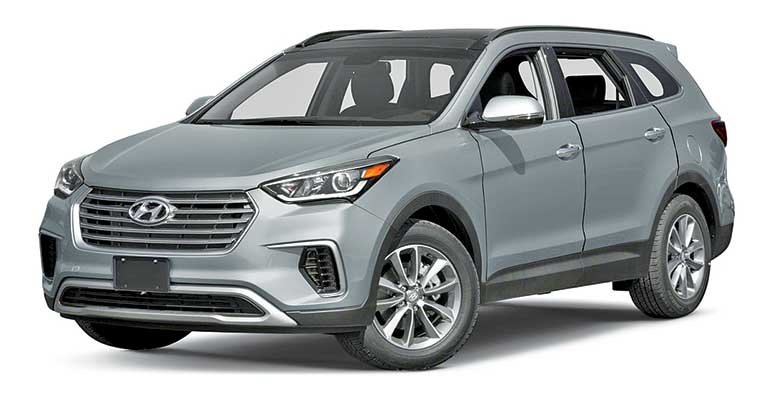 Scary Good New-Cars Deals on 2018 Hyundai Santa Fe
