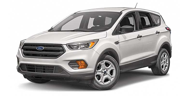 Best car deal on Ford Escape