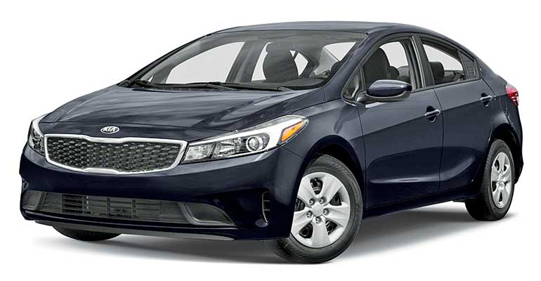 Scary Good New-Cars Deals on 2018 Kia Forte