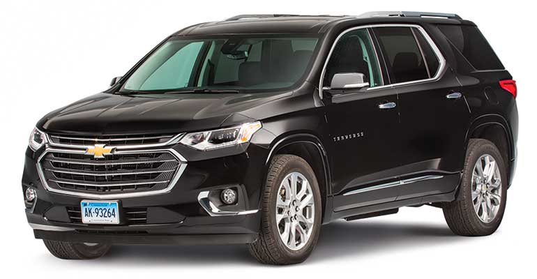 Best Family Suv With 3rd Row >> Cars Minivans And Suvs With The Best And Worst Third Row Seats