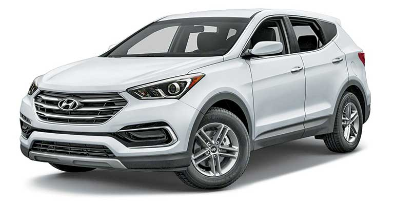 Scary Good New-Cars Deals on 2018 Hyundai Santa Fe Sport