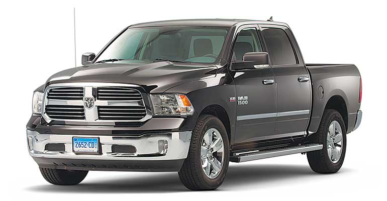 Scary Good New-Cars Deals on 2018 Ram 1500