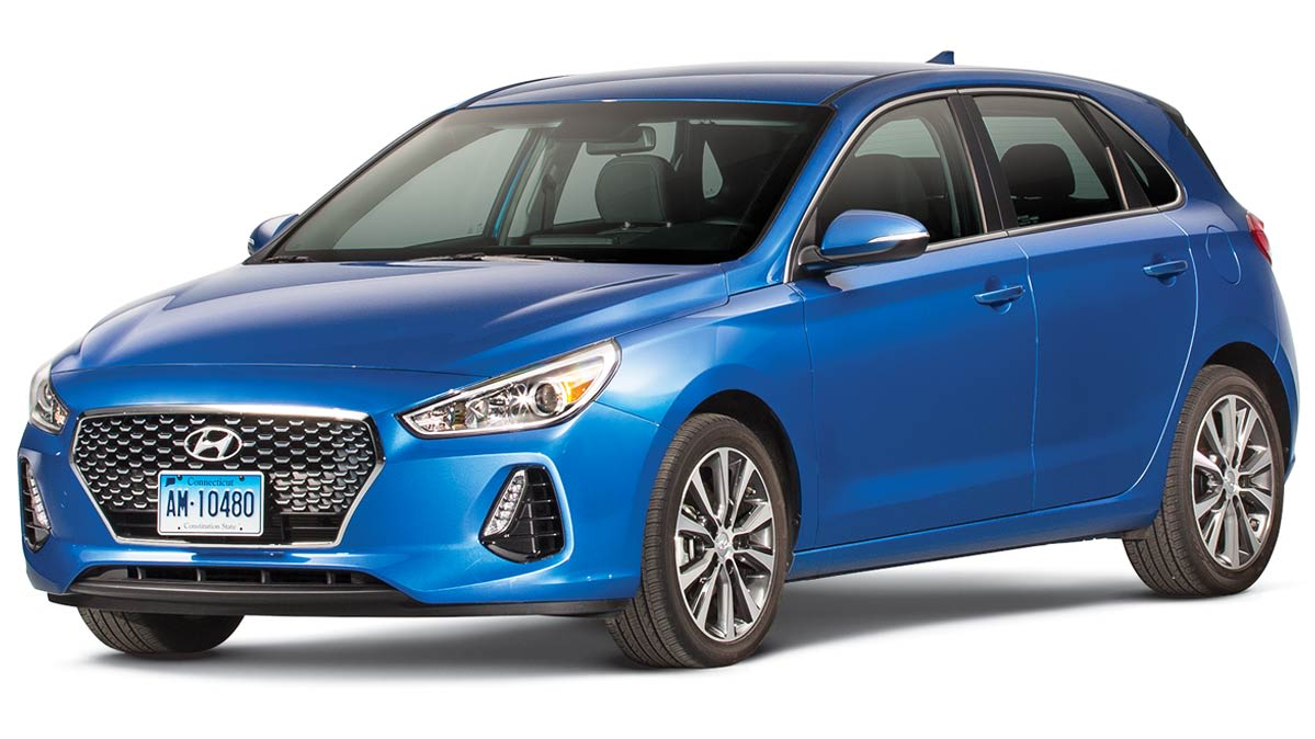Scary Good New-Cars Deals on 2018 Hyundai Elantra GT