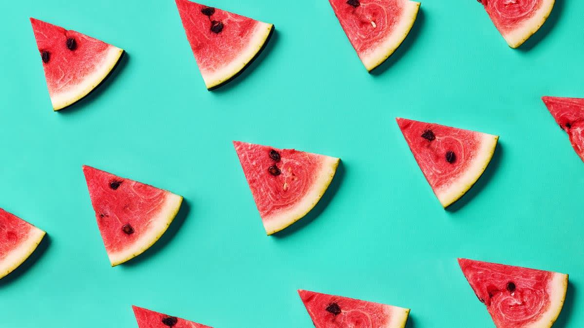 10 Super-Healthy Summer Fruits and Vegetables