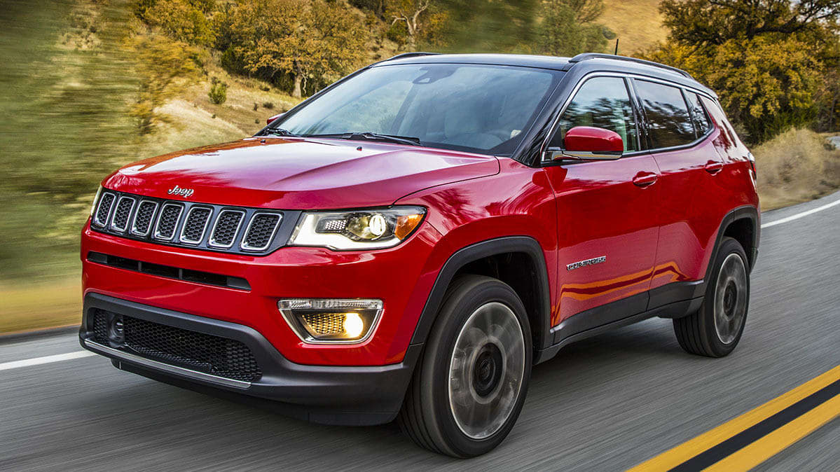 Jeep and Dodge Recall Vehicles Over Brake Issue - Consumer