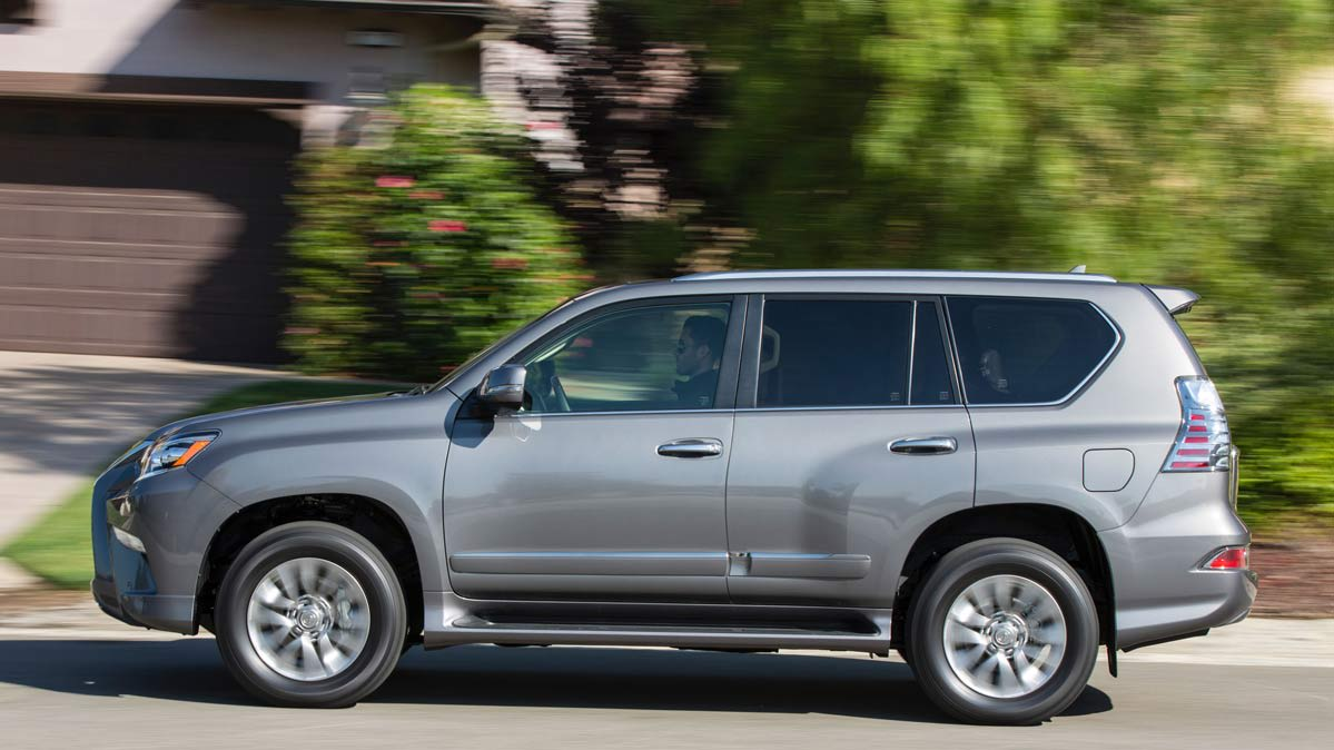 Predicted Reliability: Lexus GX