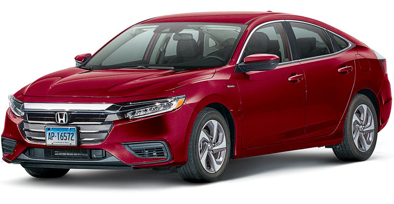 Best fuel economy Honda Insight