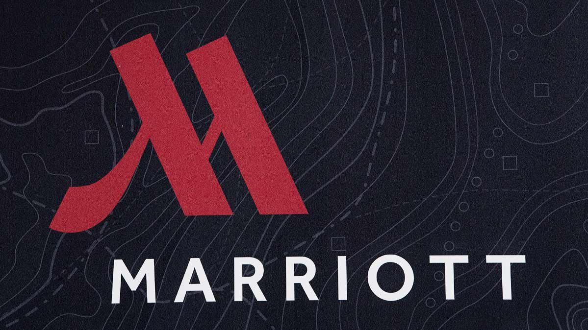 Image of Marriott's logo