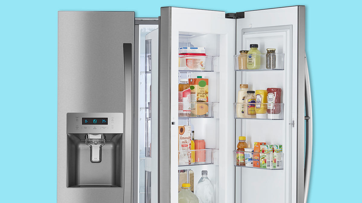 Photo of one of the Best Door-in-Door Refrigerators From Consumer Reports' Tests