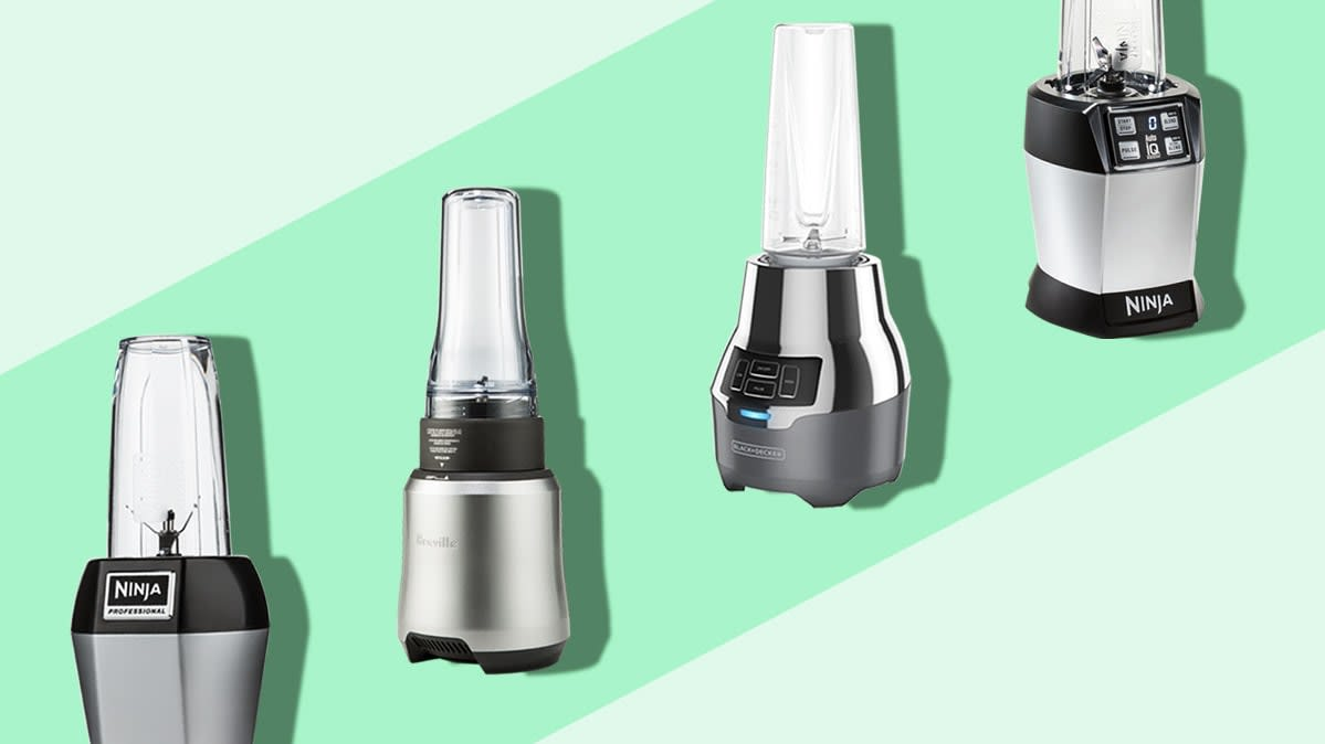 Best Personal Blenders for Smoothies To-Go