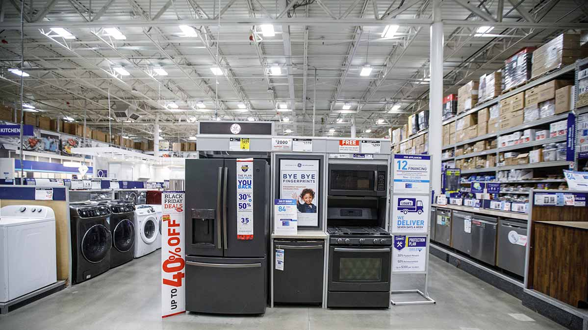Best Black Friday Appliance Deals At Lowe S Consumer Reports