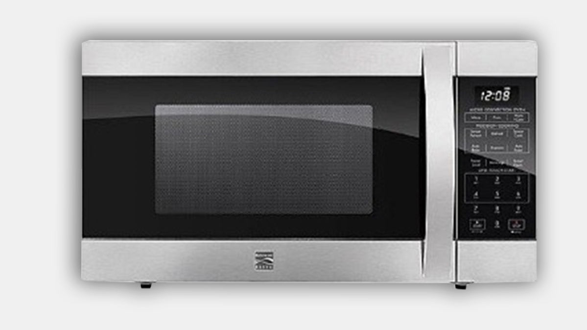 Kenmore Countertop Microwave Oven