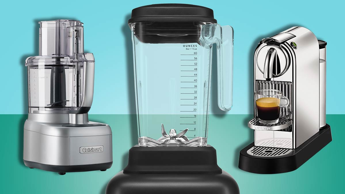 Best Cyber Week Deals on Small Kitchen Appliances - Consumer ...