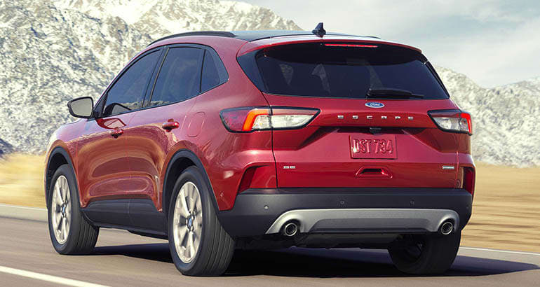 2020 Ford EcoSport: Specs, Equipment, Price >> Redesigned 2020 Ford Escape Adds Tech Loses Weight Consumer Reports