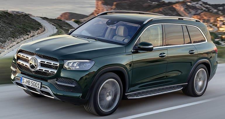 2020 Mercedes-Benz GLS- Consumer Reports