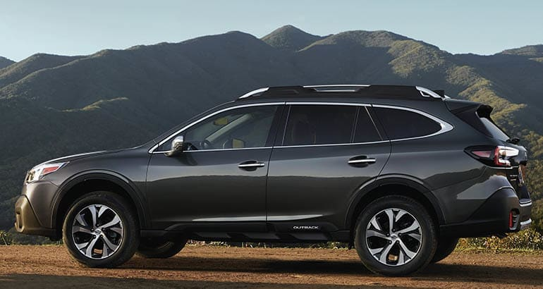 2020 Subaru Outback Consumer Reports
