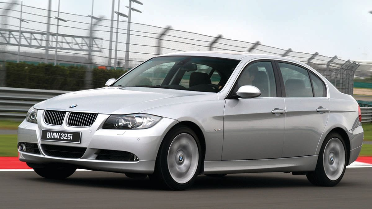 BMW recalls 3 Series