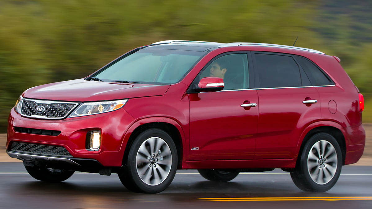 NHTSA Investigation into Hyundai Kia Fires includes the 2014 Kia Sorento.