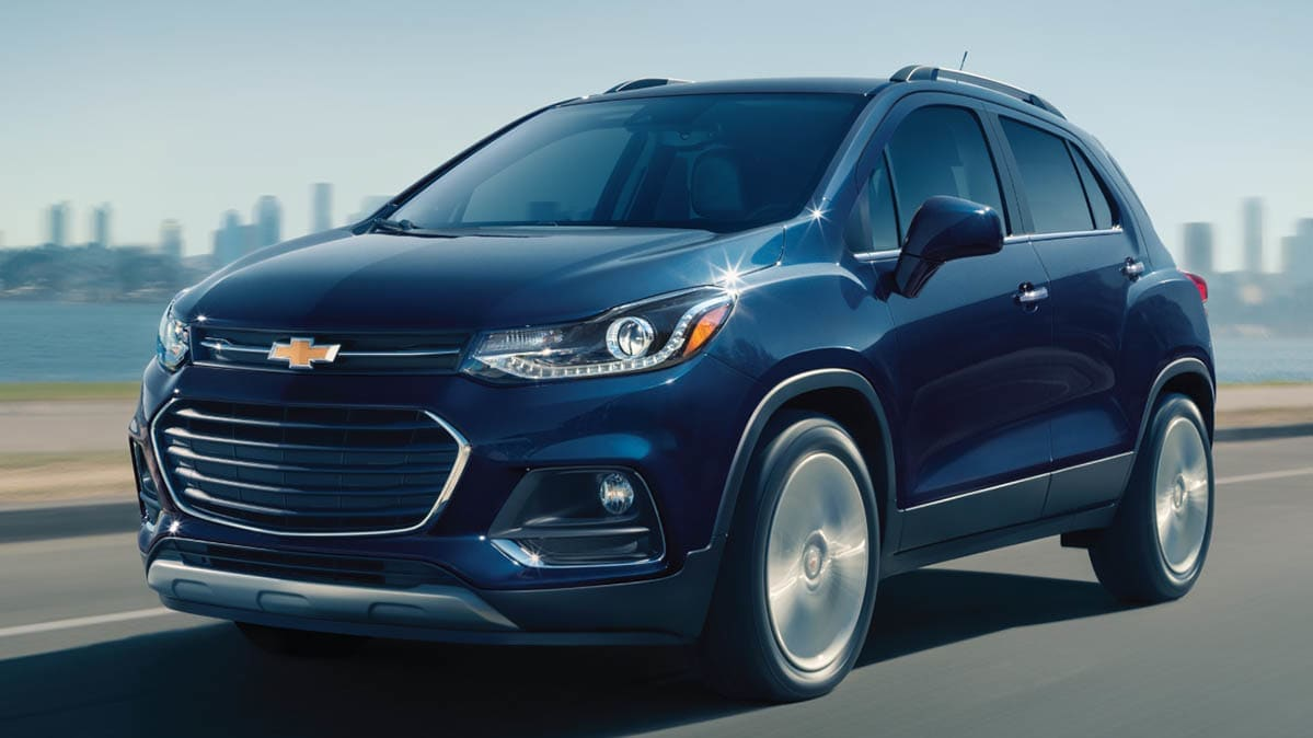 Chevrolet Trax SUVs Recalled | Faulty Suspension - Consumer