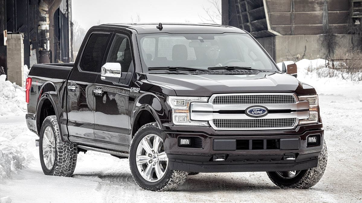 New Ford Truck >> Ford Recalls Trucks Over Faulty Engine Block Heater