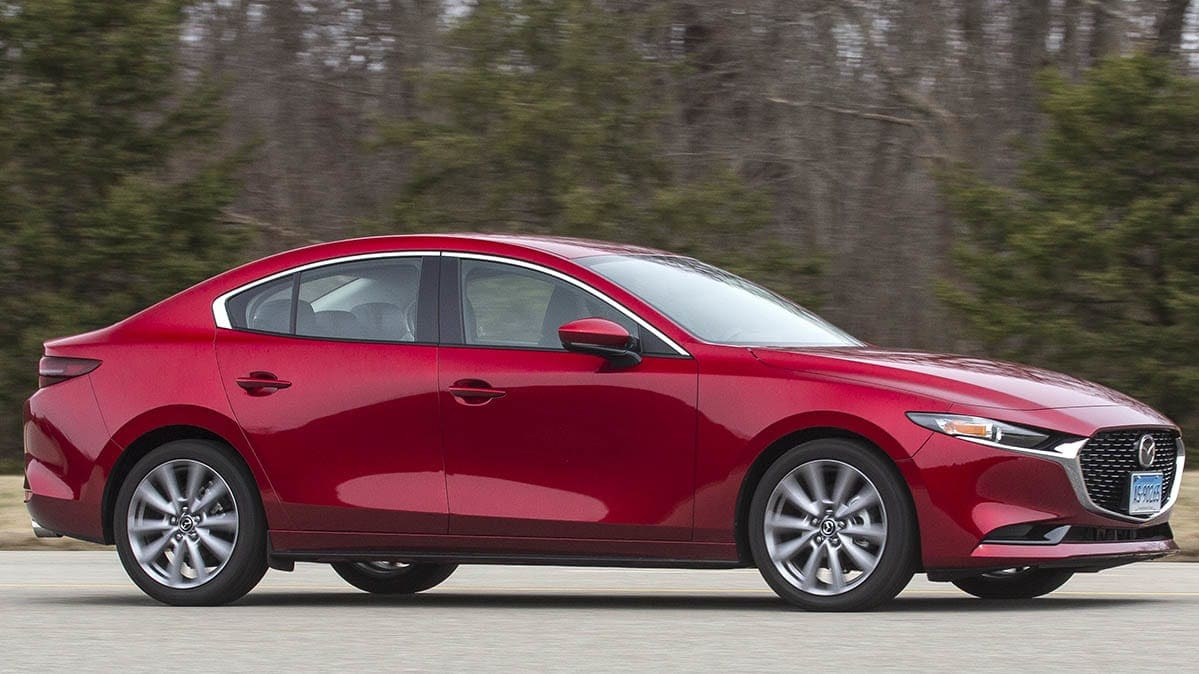 Mazda3 Recalled For Headrest Issue Consumer Reports