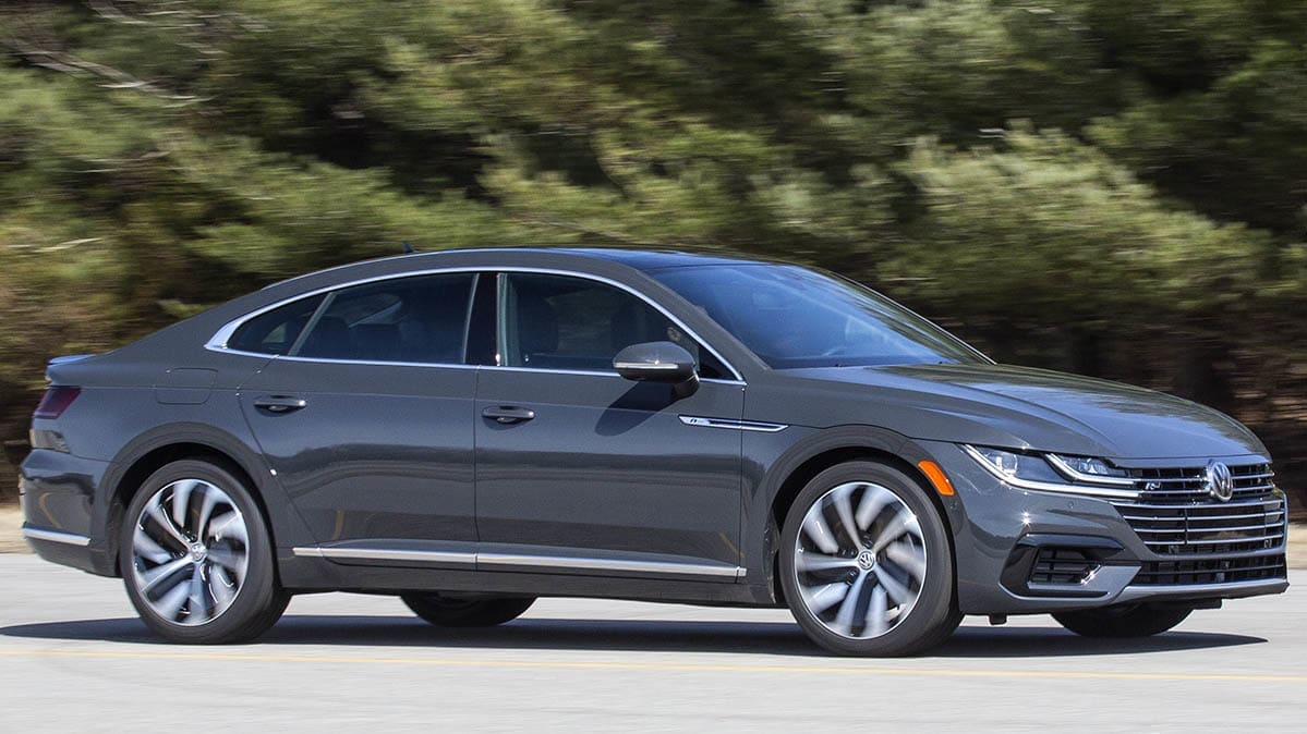 2019 volkswagen arteon review consumer reports. Black Bedroom Furniture Sets. Home Design Ideas