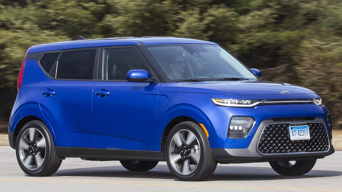 Best Keyless Door Locks 2020 2020 Kia Soul Is Practical and Personality Rich   Consumer Reports