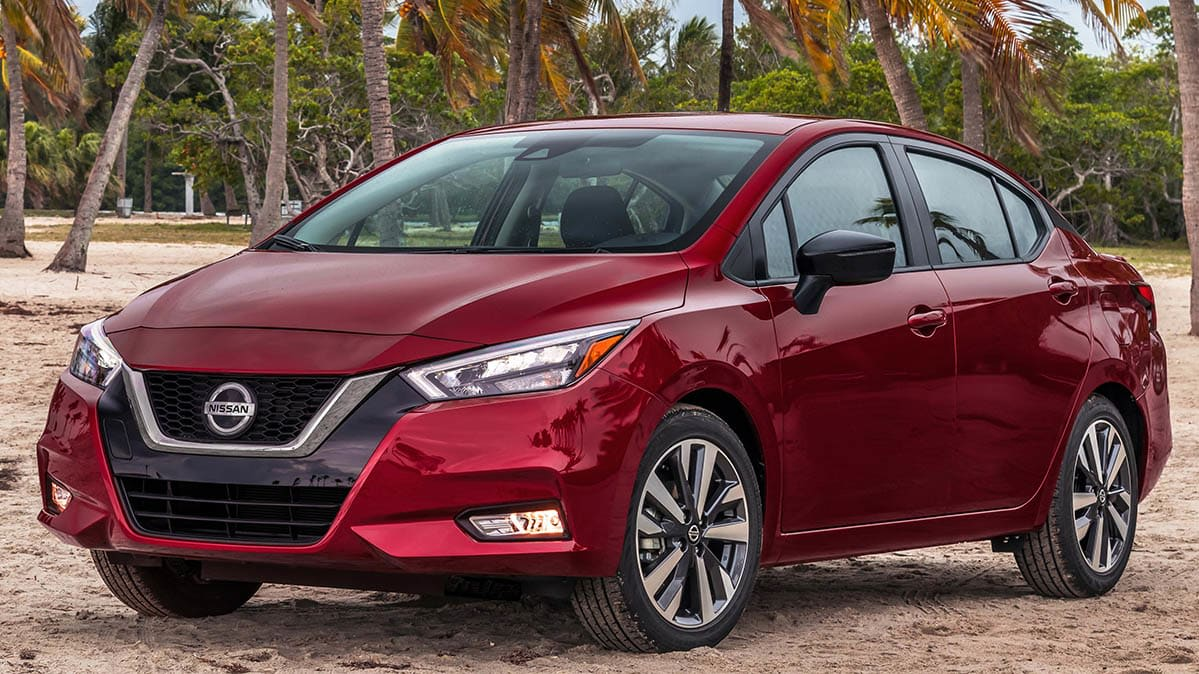 Nissan Versa Gets Much-Needed Redesign for 2020 - Consumer ...