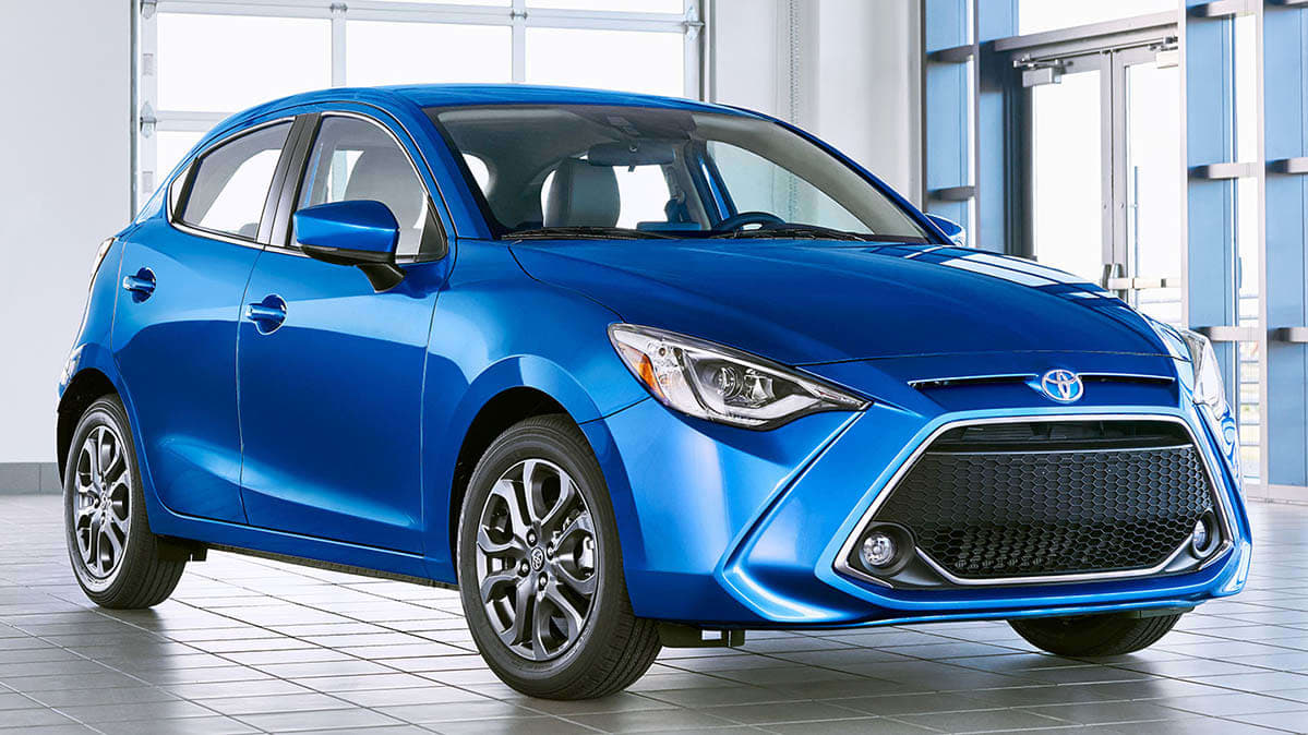 2020 Toyota Yaris Hatchback Preview Consumer Reports