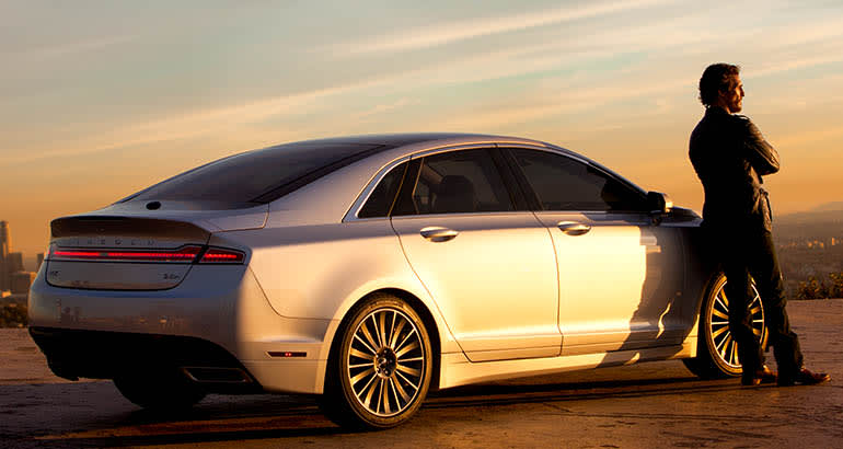 2015 Lincoln MKZ recalled due to seat belt concern