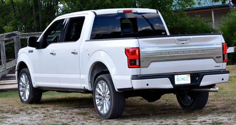 Ford Recalls Pickup Trucks, SUVs for Seat Problem - Consumer
