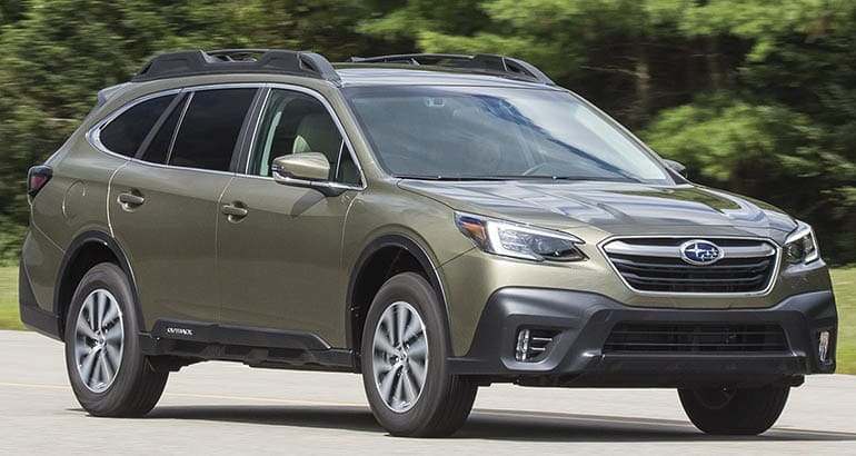 2020 Subaru Outback Review Consumer Reports