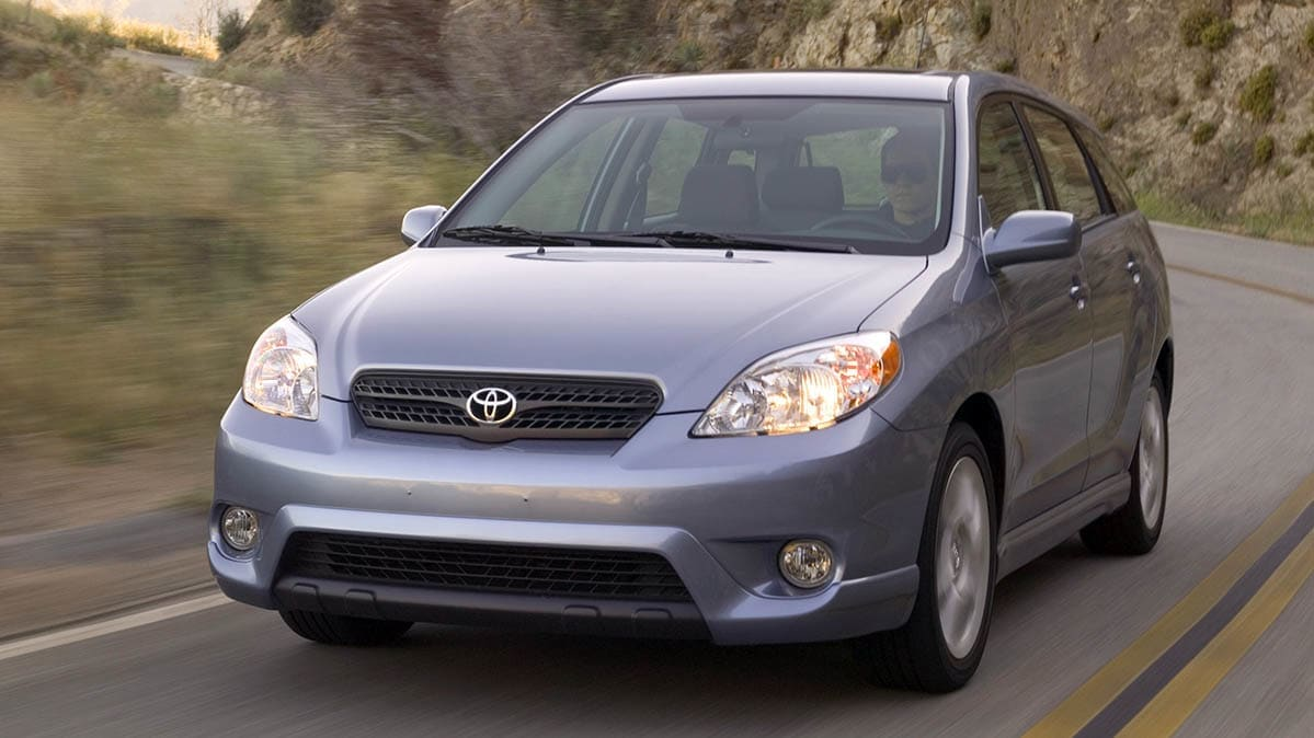 Toyota Is Recalling Corolla and Matrix Cars to Replace