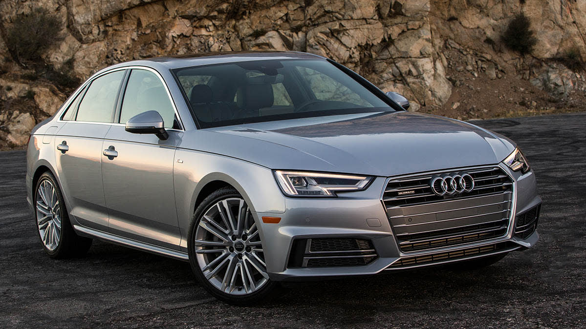Audi Recalls Cars For Airbag Issue Consumer Reports