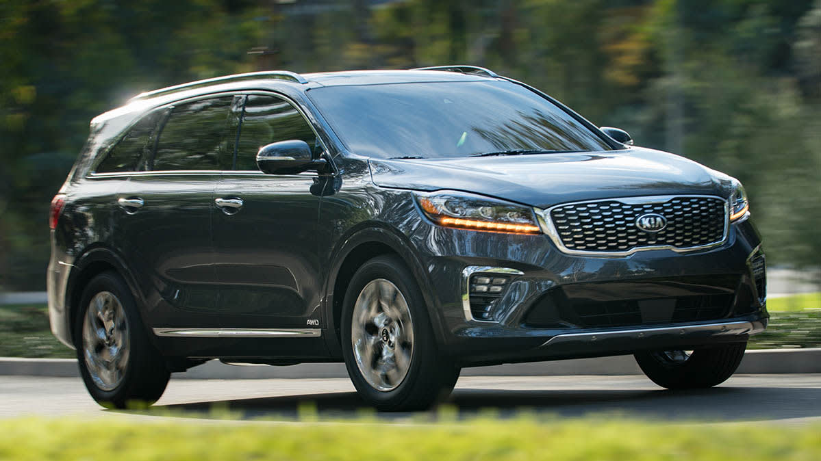 2019 Kia Sorento is among the best new car deals for Labor Day