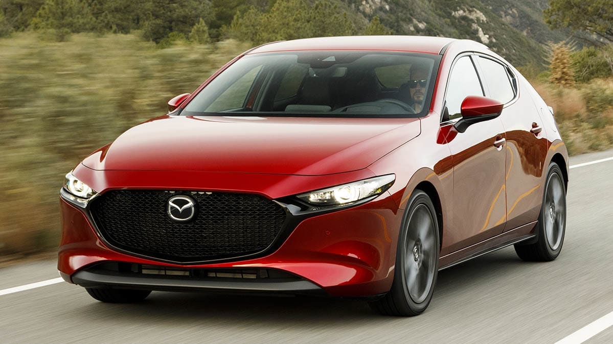 Mazda3 Recalled Because Rearview Mirrors Could Fall Off