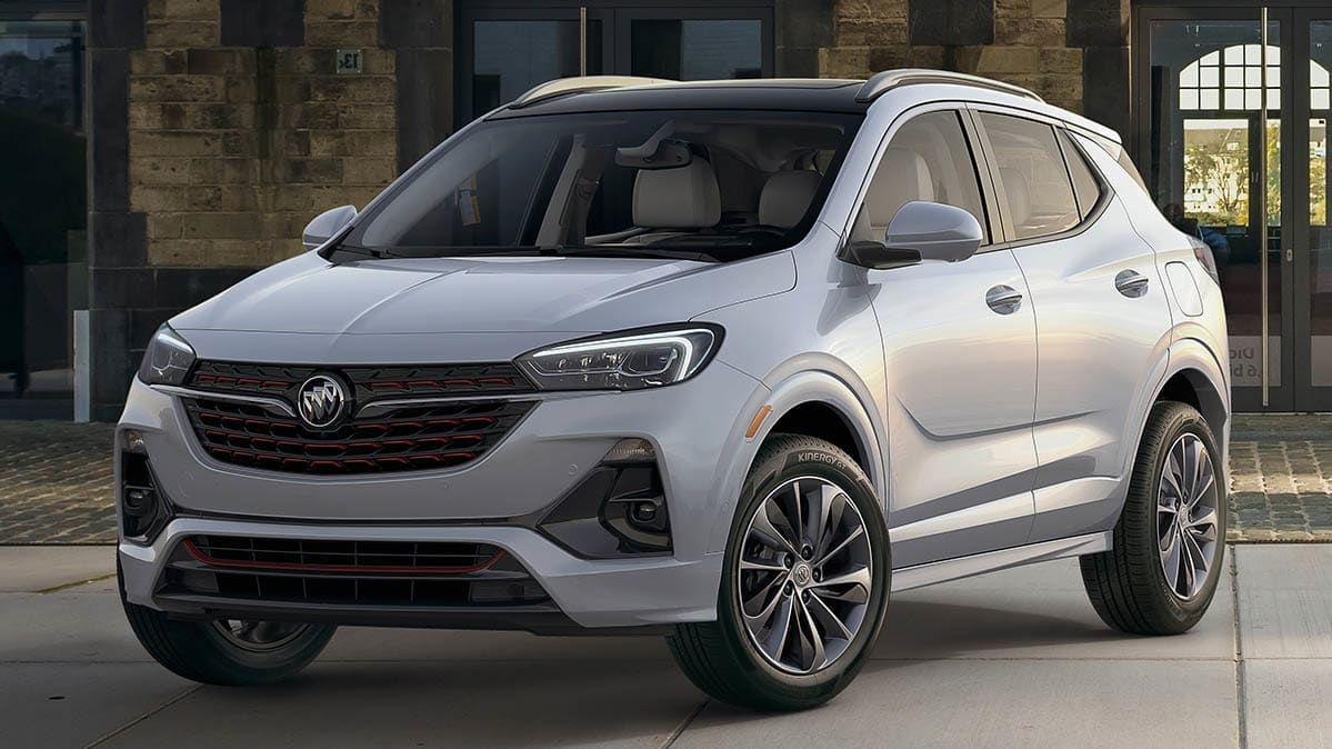 2020 Buick Encore Gx Preview Consumer Reports