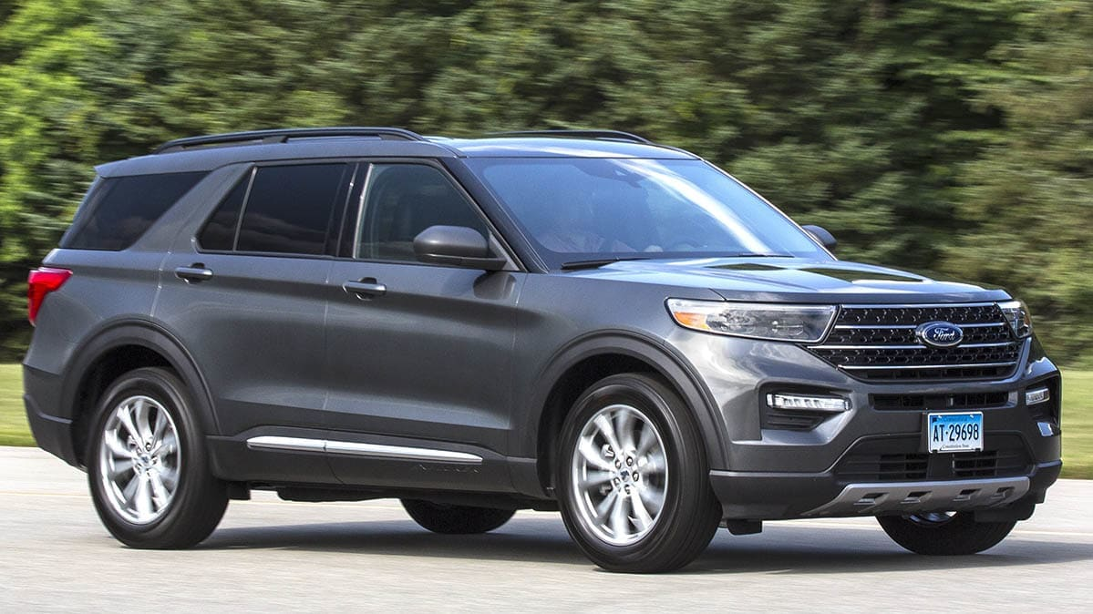 ford explorer drives nicely    flaws consumer reports