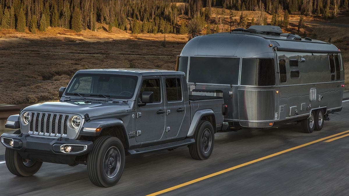 How Much Truck Do You Need to Tow That Trailer? - Consumer ...