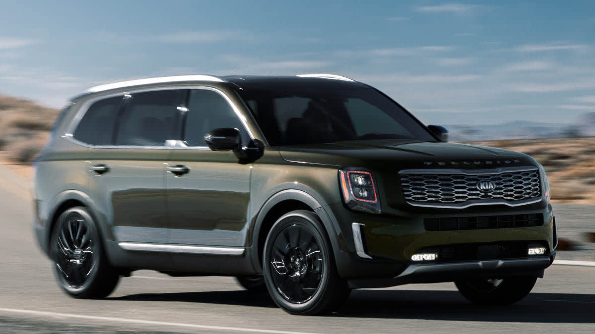 Kia Telluride Recalled for Wrong Seat Belts - Consumer Reports
