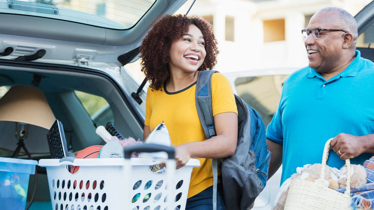 Car-Packing Tips for Your College-Bound Student